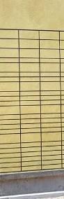Przęsło ogrodzeniowe wzór PROSTY fi 5mm 130x240cm ocynk+kolor-3
