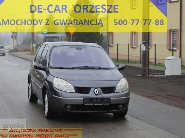 Renault Scenic II SCENIC 1,6 16V CLIMATRONIC, PANORAMA, B OPC, GWARA-1