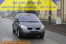 Renault Scenic II SCENIC 1,6 16V CLIMATRONIC, PANORAMA, B OPC, GWARA