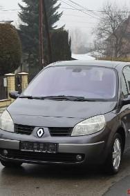 Renault Scenic II SCENIC 1,6 16V CLIMATRONIC, PANORAMA, B OPC, GWARA-2