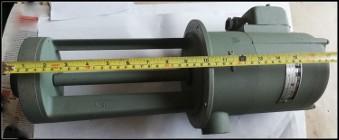 Pompa MEZ BRNO Czechoslovakia 3~ TYP 2COA 10-27 PO    ; 60Hz ; 100l/min