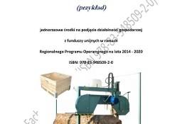BIZNESPLAN usługi tartaczne z produkcją skrzyniopalet (przykład)