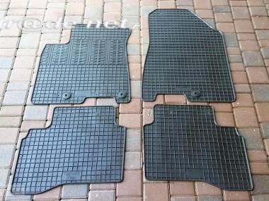 KIA NIRO od 08.2016 r. do teraz dywaniki gumowe wysokiej jakości idealnie dopasowane Kia-1