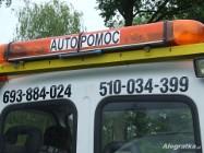 Autoholowanie Pomoc Drogowa wyjazdy 24h