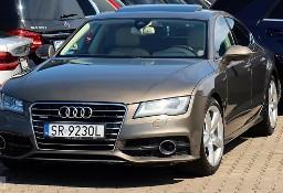 Audi A7 I (4G) BiTDi 313 S-Line Full Wentyl Dociąg Night View ACC