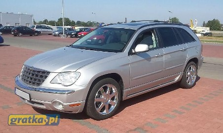 Chrysler Pacifica 4.0 LIMITED 2007r. FWD