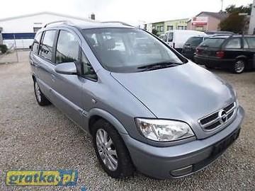 Opel Zafira A ZGUBILES MALY DUZY BRIEF LUBich BRAK WYROBIMY NOWE