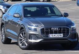 Audi Q8 S-Line Pneumatyka Pamięci ACC Blis Virtual Kamera
