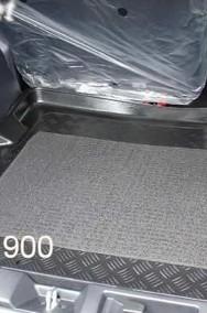 CITROEN C-CROSSER z subwooferem mata bagażnika - idealnie dopasowana do kształtu bagażnika Citroen C-Crosser-2