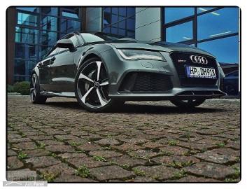 Audi RS7 4,0 560 KM Xsenon Skóra Navi Kamery Gwarancja Bezwypadkowy Okazja