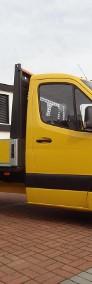 Mercedes-Benz Sprinter 314 2.2 CDI 143KM Skrzynia JAK NOWY! 3 miejsca LED-3