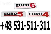 Emulator Adblue MAN, DAF, Volvo, Iveco, Scania, Renault Wałcz