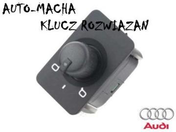 Audi A6 97-04 przełącznik regulacja lusterek NOWY WYSYLKA