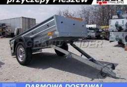 LTK-10 przyczepa 200x106x32cm, lekka, towarowa, DMC 750kg