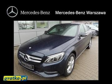 Mercedes-Benz Klasa C W204 200 CGI Salon Warszawa