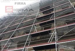RUSZTOWANIA 124m2 PRODUCENT Rusztowanie Systemowe Fasadowe Elewacyjne