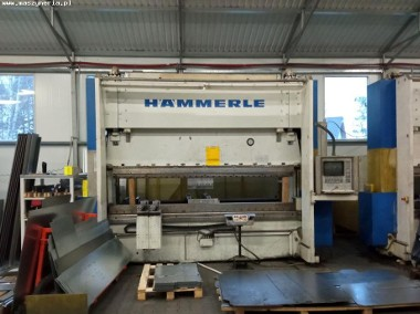 Prasa krawędziowa HAMMERLE BM 200 T /3100 mm-1