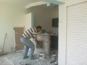 Remonty ,Wykończenia wnętrz ,naprawy ,montaż