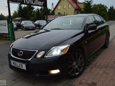 Lexus GS III 300 Prestige 3,0Benz V6-249Km,Navi,Serwis..-1