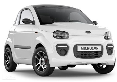 Microcar DUE 6 PLUS NOWY 2020r KAT. AM OD 14 LAT