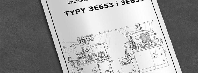 Instrukcja DTR: Ostrzałka wierteł, rozwiertaków 3E653 / 3E659-1