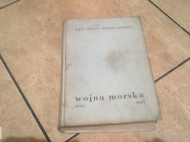 ksiazka z 1959r,,Wojna morska 1939-1945...-1