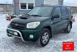 Toyota 4X4, SUPER STAN, Zamiana, Alufelgi, Klimatyzacj Salon Polska