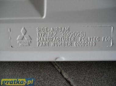Próg z nakładka chromowa Mitsubishi Outlander-2
