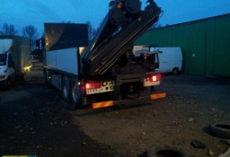 Scania burty aluminiowe