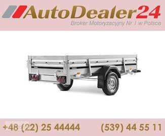 AutoDealer24.pl [NOWA FV Dowóz CAŁA EUROPA 7/24/365] 258 x 153 x 40 cm Brenderup 2260SB TILT