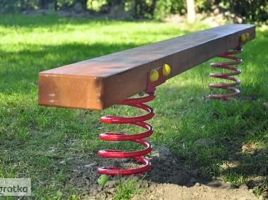 Równoważnia sprężynowa plac zabaw-2