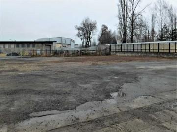Działka przemysłowa Będzin Nowy Będzin, ul. Parking Tir