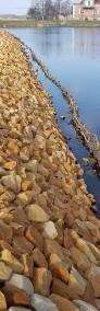 Kamień na oczko wodne staw skarpy stawu -3
