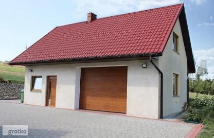 Brama garażowa segmentowa 3000x2125mm tłoczenie poziome szerokie