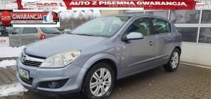 Opel Astra H LIFT 1.6 115 KM navi półskóry alufelgi gwarancja