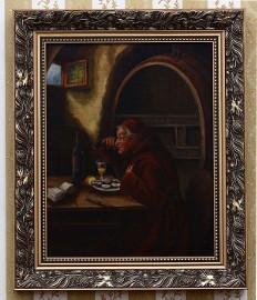 Obraz Sekret Mnicha