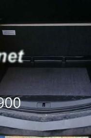 OPEL INSIGNIA sedan od 2009 do 2011 z kratą, z kołem pełnowymiarowym lub i systemem INFINITI mata bagażnika - idealnie dopasowana do kształtu bagażnika Opel Insignia-2