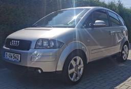 Audi A2 I (8Z) Śliczny Z Niemiec Opłacona rej. 256