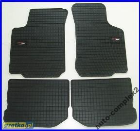 SEAT LEON 99-05 dywaniki gumowe FG SEAT Leon