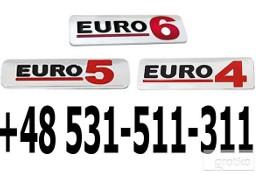 Emulator Adblue MAN, DAF, Volvo, Iveco, Scania, Renault Kalisz