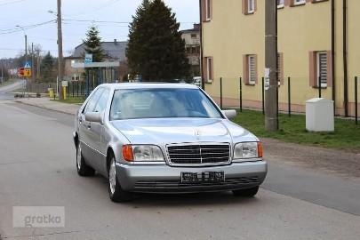 Mercedes-Benz Klasa S W140 S500 176 TYS KM IMPORT NIEMCY, PERFEKCYJNY STAN,