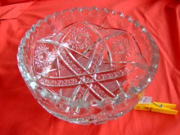 Nr 2 Misa kryształowa kryształ PRL