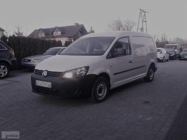 Volkswagen Caddy 1.6 TDI-1