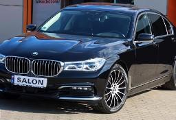 BMW SERIA 7 730xd Long Dociągi 4xWentyle Harman Webasto 360˚