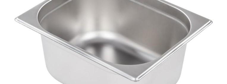 Pojemnik GN 1/2 do bemaru stalowy bain marie-1