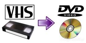Przegrywanie kopiowanie kaset VHS Video8 na DVD pendrive, edycja i montaż filmów