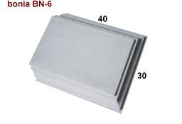 bonie styropianowe, bonia BN-6 30x40cm, sztukateria