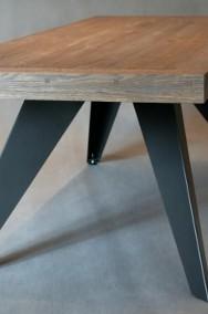 stół dębowy Salvatore Grande dąb szczotkowany olejowany 220 x 100 x 76-2
