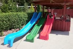 Zjeżdżalnia dla dzieci 350cm - laminat - nowa od producenta