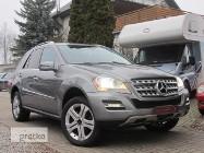 Mercedes-Benz Klasa ML W164 350 Bluetec 4x4 Auto Punkt